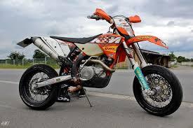 ktm exc 450 supermoto bike eatsleepride