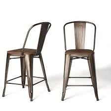 bistro counter stools. Shop Tabouret Vintage Steel Bistro Counter Stools (Set Of 2) - On Sale Free Shipping Today Overstock.com 9412701 E