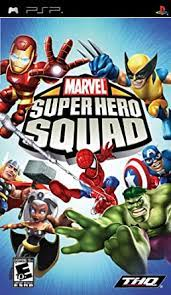 Download Marvel Ultimate Alliance 2 ISO PSP Game Latest Update 2