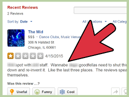 Yelp - Steps Pictures How with 4 To Reviews Spot Fake Wikihow