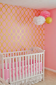pink gold nursery pink gold and white nursery baby girl nursery metallic