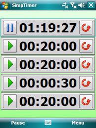 Download Timer Timer Freeware Downloads For Windows Mobile Phone