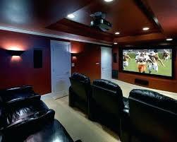 small media room ideas. Small Home Theater Room Media Ideas Com Basement C