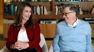 Bill And Melinda Gates Announce Divorce : NPR