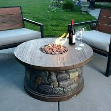 propane fire pit coffee table you ll