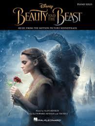 Нотное издание <b>Beauty and</b> the Beast авторов Alan Menken ...