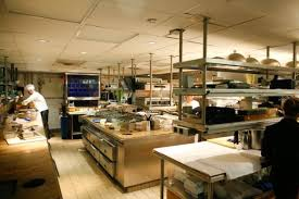 Kitchen Design For Restaurant