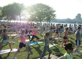fitness cles along the charles river bu today boston