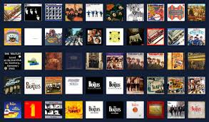 abum chart the beatles illustrated uk discography the beatles uk album chart