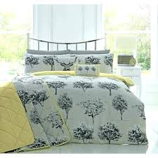 king duvet sets quilts yellow quilt covers double cover set lime grey size asda king duvet