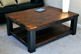wooden coffee table plans rustic coffee table plans rustic furniture coffee table rustic wood coffee table