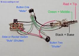 mini plug wiring diagram schematics and wiring diagrams add xlr connector to controller