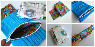 Free Wallet Patterns Extraordinary The Ultimate Wallet Sewing Pattern So Sew Easy