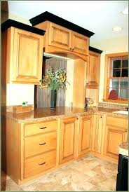 cabinet crown molding home depot kitchen