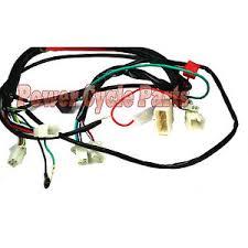 honda motorcycle atv enduro bike wire wiring harness assembly lifan image is loading honda motorcycle atv enduro bike wire wiring harness