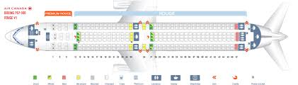 Air Canada Seating Chart With Seat Numbers Seat Map Boeing 767 300 Air Canada Best Seats In Plane