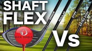 Golf Club Shaft Flex Chart Driver Shaft Flex The Comparison Test