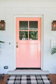 what color to paint front door 2Best 25 Bright front doors ideas on Pinterest  Colored front