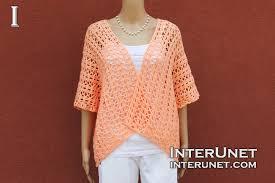 Crochet Shrug Pattern Mesmerizing Crochet Shrug Pattern Interunet
