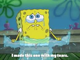 spongebob exploding gif. Interesting Gif SpongeBob And His Tear Sweater Manage To Guilt Trip Squidward Into Getting  Him A Gift Decides Get Ideas By Standing Outside Complaining  With Spongebob Exploding Gif