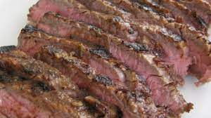 Place it in a covered plastic food storage container. Food Wishes Skirt Steak Grilled Mojo Beef Rhymes With Everybody Say Ho Food Skirt Steaks Are Actually The Diaphragm Muscle Located In The Area Just Below The Ribs On The Cow