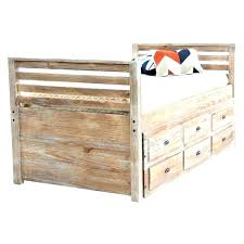 queen captains bed with storage captain beds natural twin made plans ana white diy size