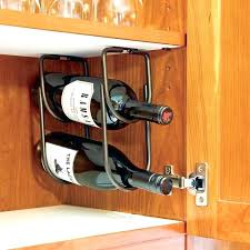 wine rack cabinet insert lowes.  Cabinet Lowes Rev A Shelf Wine Rack Cabinet Insert Under  Bottle Wood For E