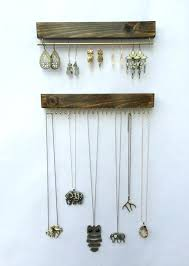 homemade jewelry holder simple but awesome handmade jewelry organizer ideas you can diy jewelry holder frame