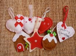 121 Best Gingerbread Men Crafts Images On Pinterest  Christmas Easy Christmas Felt Crafts