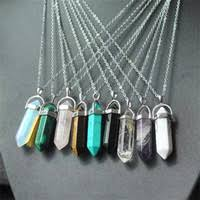 Wholesale <b>Natural Stone Cross Pendants</b> for Resale - Group Buy ...