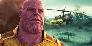 James Gunn hat Thanos Copter in der MCU ...