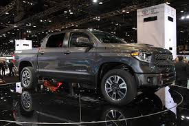 2018 toyota tundra trd sport. exellent trd 2018 toyota tundra trd sport chicago auto show featured image large thumb5 throughout toyota tundra trd sport