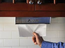 he invented the perfect paper towel dispenser
