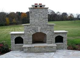 outdoor living space ideas stone outdoor fireplace outdoor stone fireplace plans free