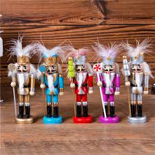 New 5pcs <b>1Set 12Cm</b> High Christmas Holiday Nutcracker Candy ...