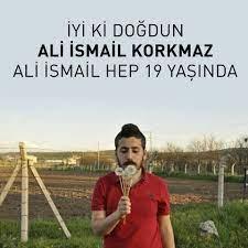 İyiki Doğdun Ali ismail Korkmaz Doğum... - HATAY HAYRANLARI | F