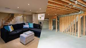 is it illegal to finish your basement