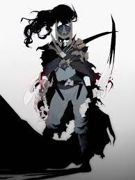 fanart phantom assassin dota2