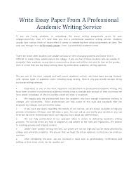 Professional Academic Essay Writing For Hire For University