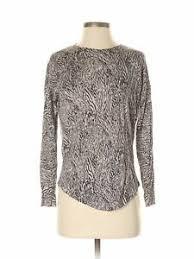 Comptoir Des Cotonniers Size Chart Details About Comptoir Des Cotonniers Women Gray Pullover Sweater S