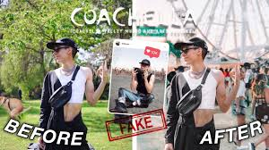 Coachella What Happened Youtube To This Week Going I A Is For On Faked Instagram amp; -