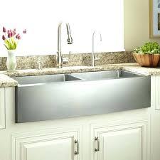 kohler farm sink optimum double bowl stainless steel farmhouse curved kitchen faucet
