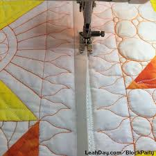 Learn how to Quilt As You Go and bind quilted blocks together with ... & Learn how to Quilt As You Go and bind quilted blocks together with help  from Leah Adamdwight.com