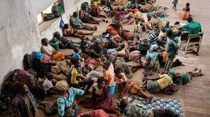 Resultado de imagen de Catástrofes  en Mozambique por el Cambio Climático