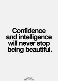 Quotes About Being Confident And Beautiful