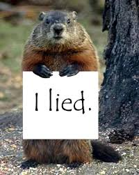 Image result for groundhog memes