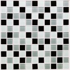 crystal glass tile bathroom wall tiles black white glass mosaic tiles backsplash 3326 kitchen backsplashes