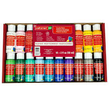 acrylic paint value pack by craft michaels set ctr