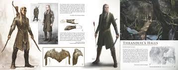 The Hobbit Chronicles Art Design Review New Weta Book Highlights Concept Art Behind The