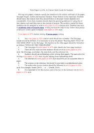 apa essay format examples co apa essay format examples